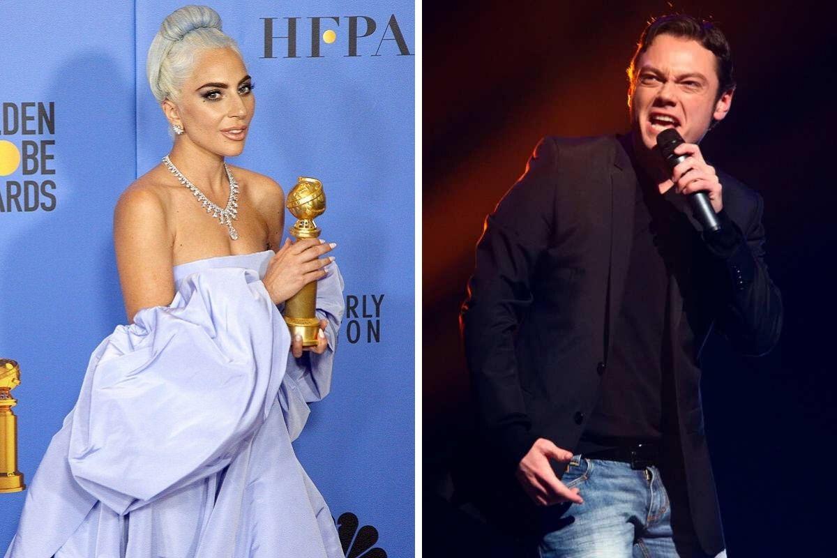 Lady Gaga e Tiziano Ferro
