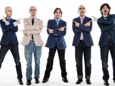 Elio e le Storie Tese: reunion per beneficenza a Bergamo