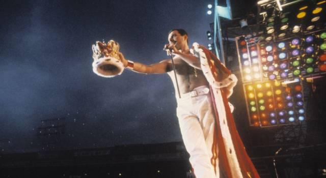Freddie Mercury, la vita del frontman dei Queen diventa un fumetto