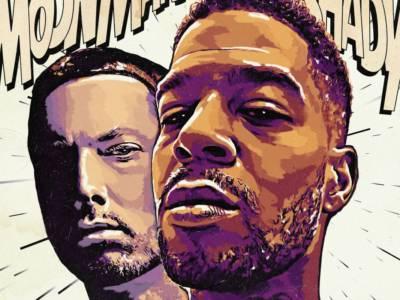 Eminem contro il razzismo nel nuovo singolo con Kid Cudi