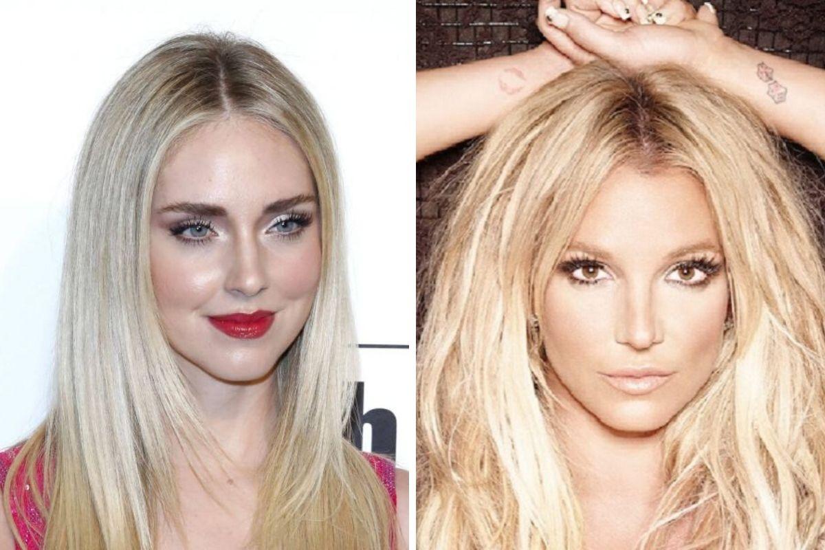 Chiara Ferragni e Britney Spears
