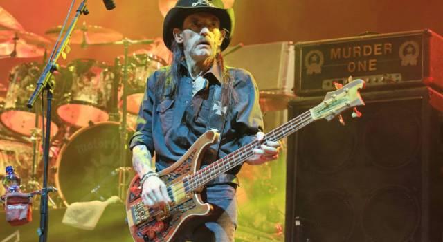 Le migliori canzoni dei Motorhead, la band di Lemmy Kilmister