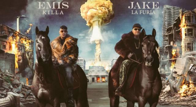 Emis Killa e Jake La Furia, fuori il nuovo album 17: tutti i dettagli