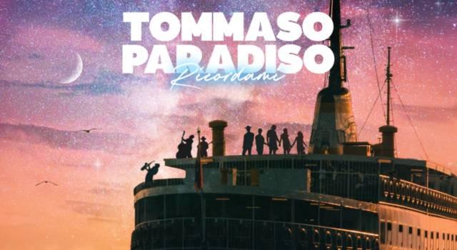 Tommaso Paradiso: ecco il video di Ricordami con Andrea Delogu e Francesco Montanari