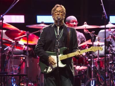 Eric Clapton: ecco i chitarristi più amati da Slowhand