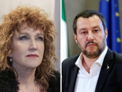 """Fiorella Mannoia attacca la Lega di Salvini: """"Miserabili"""""""