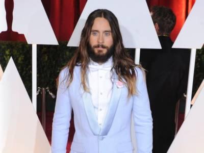 Jared Leto, House of Gucci: la foto del cantante dei Thirty Seconds to Mars