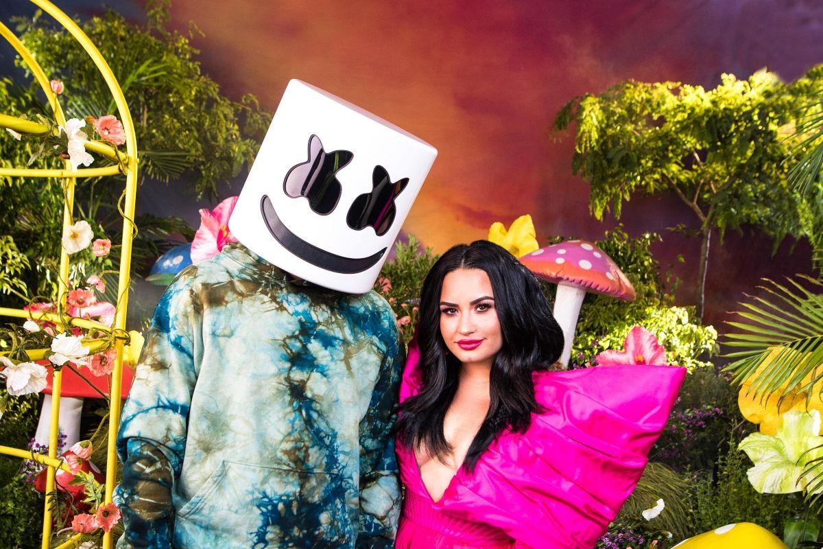 Marshmello e Demi Lovato