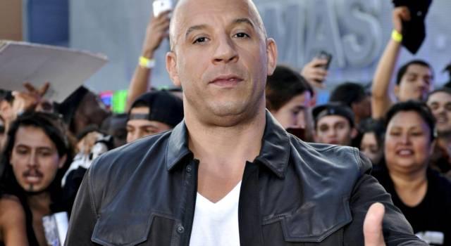 Vin Diesel si dà alla musica: ecco il suo primo singolo, Feel Like I Do