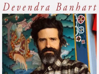 Devendra Banhart: tre concerti in Italia nel 2021
