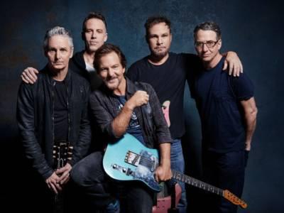 Nuovo brano per i Pearl Jam: ecco Get It Back