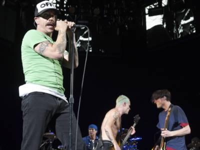 Red Hot Chili Peppers, le migliori canzoni della band rock statunitense