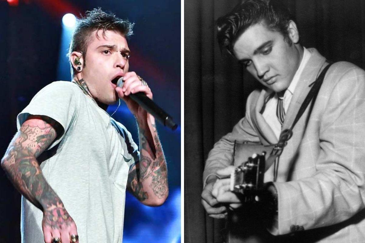 Fedez e Elvis Presley