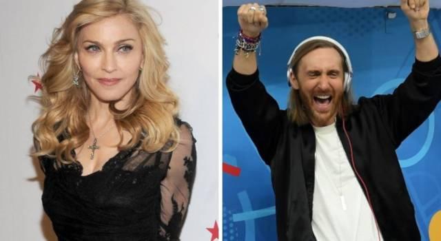 Madonna ha rifiutato di lavorare con David Guetta… a causa del suo segno zodiacale!