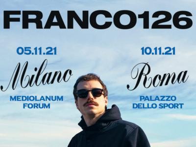 Franco126: il nuovo brano Blue Jeans con Calcutta e due date dal vivo nel 2021