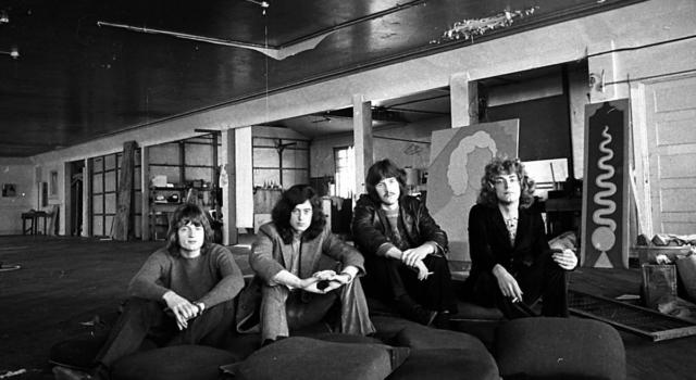 Jimmy Page: le curiosità sul chitarrista dei Led Zeppelin