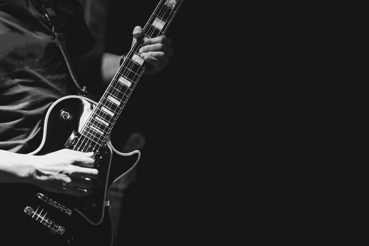 chitarra elettrica rock