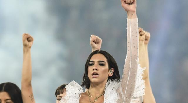 Brit Awards 2021: Dua Lipa guida le nomination