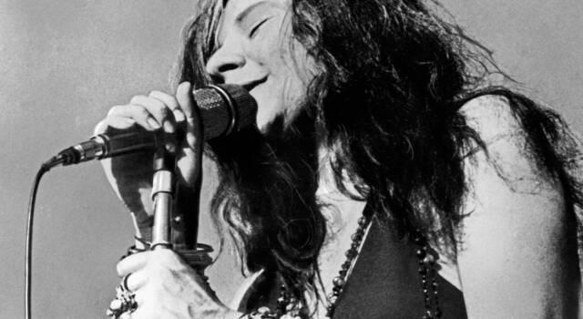 La carriera di Janis Joplin in 5 perle