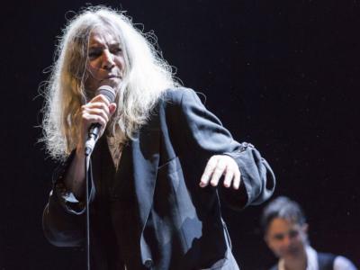 Patti Smith: cancellato il concerto di Milano