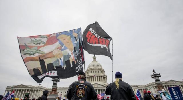 Jon Schaffer degli Iced Earth arrestato per la rivolta al Campidoglio di Washington