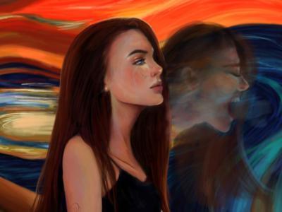 L'urlo di Munch è il nuovo singolo di Emanuele Aloia
