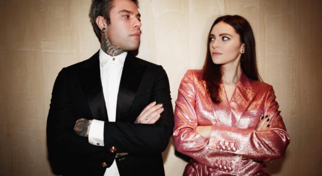 Perché Francesca Michielin e Fedez sono saliti sul palco con un nastro bianco?