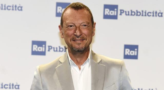 """Sanremo 2021, Amadeus: """"Non farò il terzo Festival di seguito, lo avevamo già deciso io e Fiorello"""""""