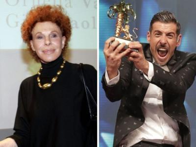 Ornella Vanoni e Francesco Gabbani duetteranno a Sanremo durante la finale