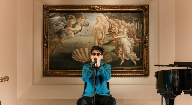 Emanuele Aloia lancia il primo album Sindrome di Stendhal, presentato in esclusiva su TikTok