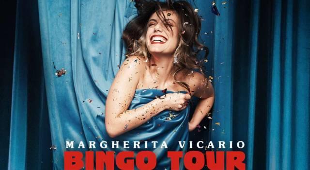 Margherita Vicario annuncia le date del Bingo Tour 2021