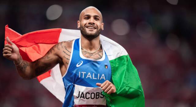 Marcell Jacobs, l'oro olimpico con la passione per un big della musica italiana