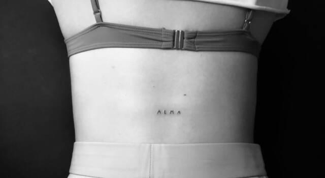 Gaia annuncia l'arrivo di Alma, il suo nuovo album